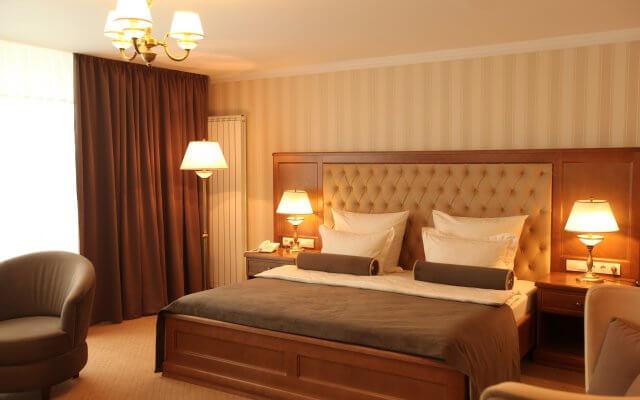Гостиницы Ивано-Франковска